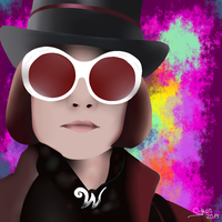 Willy Wonka |Life has never been so sweet. by MissWeasleyJB