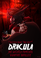 Dracula Poster - Grem2 commission by Negatable