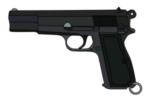 Browning Hi-Power by WhellerNG