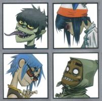 phase 3 gorillaz by specter-fangal