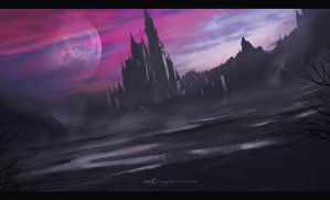 Castle by Secr3tDesign