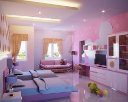 KID'S BEDROOM MEDAN by TANKQ77