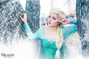 Elsa - Cold never bothered me anyway by valeravalerevna
