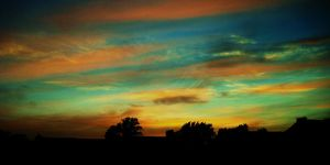 summer sunset 4 by mihi2008
