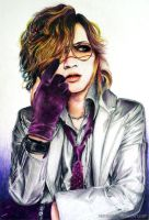 the Gazette. Ruki by mewulu