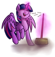 Sweep, Sweep, Sweep (Quickie) by RubyW32