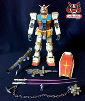 Bandai GUNDAM MG RX-78-2 Ver. ONE YEAR WAR 0079_09 by wongjoe82