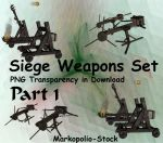 Siege Weapons 1 - Nov. 25th 07 by markopolio-stock
