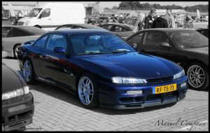 1997  Nissan 200SX by compaan-art
