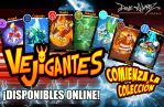 Vejigantes Collectible Cards Online by DaveAlvarez