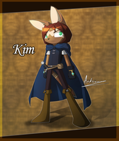 Character revealed: Kim -NOT A SONIC FC- by Arksious