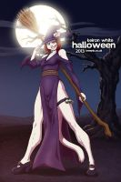 Halloween 2013 by funkyalien