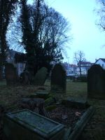 Old Cemetery 5 by Dragoroth-stock
