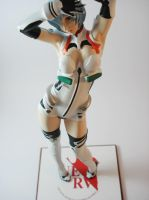 Rei Ayanami Garage Kit by Bluudy
