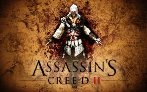 Assassin's Creed II Red Ver. by orangutandesign