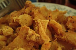 Chicharon or Pinakupsan by monku696