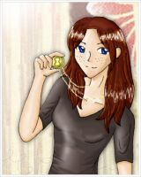 Ginny and her Timeturner by Coni