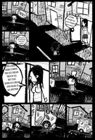 Jim Vs The Zombies page  15 by Noitcnuflam