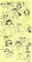 trolldump yellow paper edition by MagnoliaPearl
