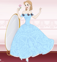 Ball Cinderella 2015 Princess Maker DollDivine by VanessaSwann13