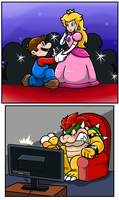 Commish: Super Mario Galaxy 3 by Nintendrawer