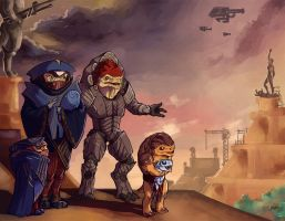 Future of the krogans by Eonixa
