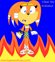 Tikal the Echidna by Sonicgenerations202