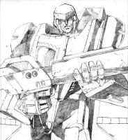 machine wars megatron by beamer
