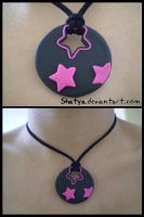 Star necklace by Shatya