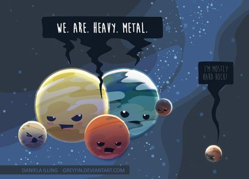 Heavy metals by greyfin