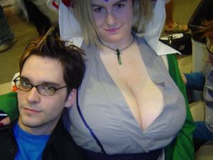Remarkable, very naked cosplay of tsunade remarkable