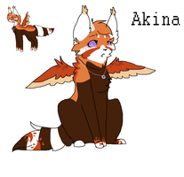 Lilis lunapine: Akina by Chibi--of-doom