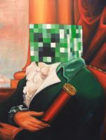 Captain Creeper by HillaryWhiteRabbit