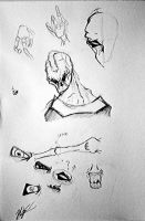 Sketches by nioxter