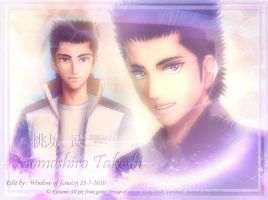 Just edit Momoshiro Takeshi by Kauthar-Sharbini