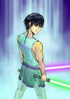 Lunon - Star Wars OC by coloridium