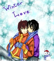 Collaboration: Winter Love by arinadream
