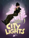 Charlie Chaplin in City Lights by drawlequin