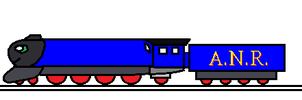 03 Reece the Hydro Carbon loco by WhippetWild