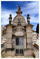 Old Grave of Moura II by FilipaGrilo