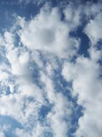 Clouds V by KW-stock