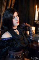 Yennefer - The Witcher by Kinpatsu-Cosplay