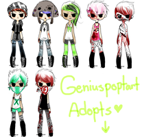 ~**|Another ugly adopt sheet|**~ CLOSED! by GeniusPopTart-Adopts