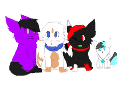Group photo by XShadowstar