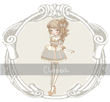 CLOSED!! Lolita adopt by Miushark