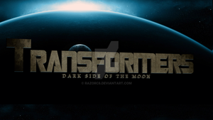Transformers Dark of the Moon by razorc8