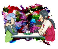 Speed date gift picture by Scarydestiny