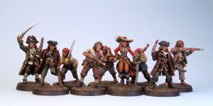 Pirates by AnneCooper