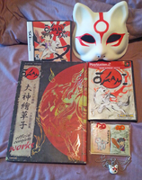 Start of my Okami Collection! 4/15 by SnazzyRaz