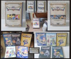 dragon quest dvd collection by egocenter